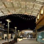 set de lumières sur plafond